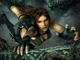 Illustration for article titled Frankenreview: Tomb Raider: Underworld