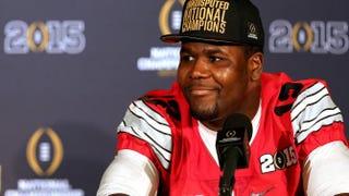 Ohio State quarterback Cardale JonesSarah Glenn/Getty Images