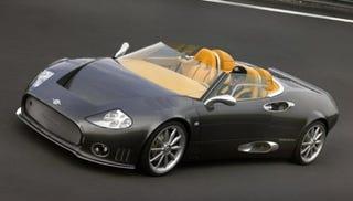 Illustration for article titled Zagato-Tuned Spyker C12 La Turbie to Show in Geneva