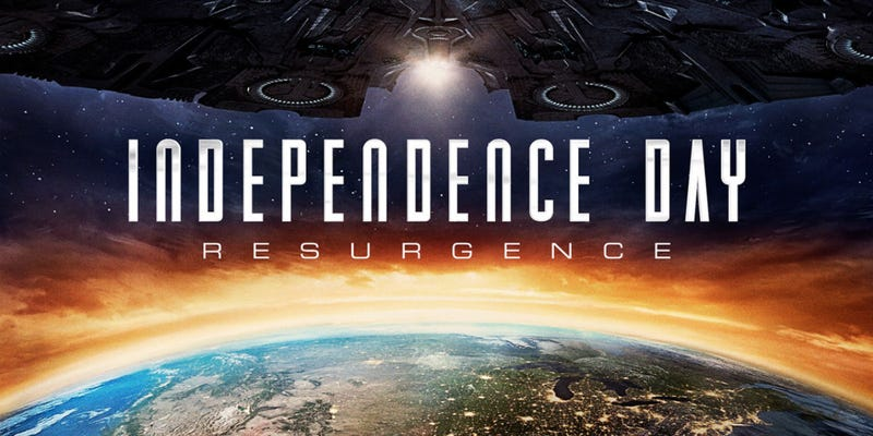 Illustration for article titled Just went to the midnight showing of Independence Day 2