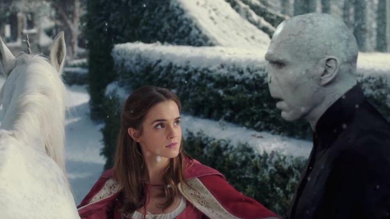 "PistolShrimp's ""Beauty And Lord Voldemort"" (Screenshot: YouTube)"