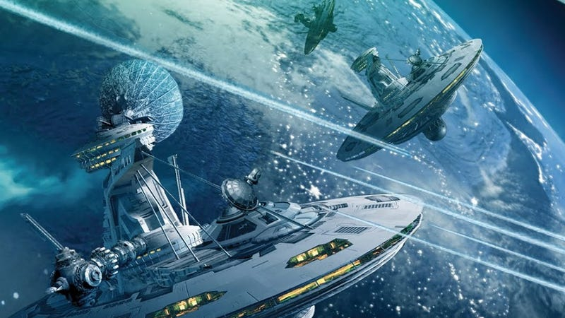 io9 Book Club Reminder: Meeting 6/9 to Discuss Leviathan Wakes