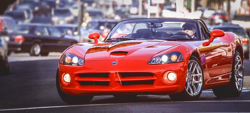Illustration for article titled Think The Mazda Miata Is A Good Deal? Try This 500-HP Dodge Viper Instead