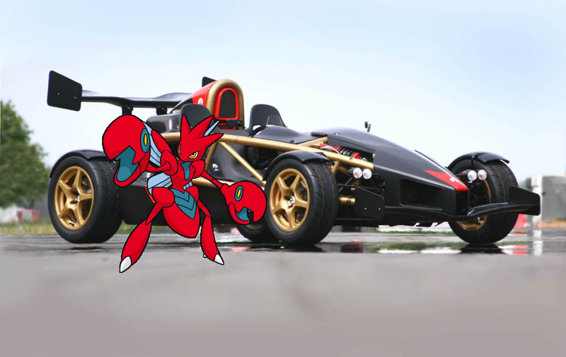 Illustration for article titled If Pokémon Were Cars: Oppo Edition