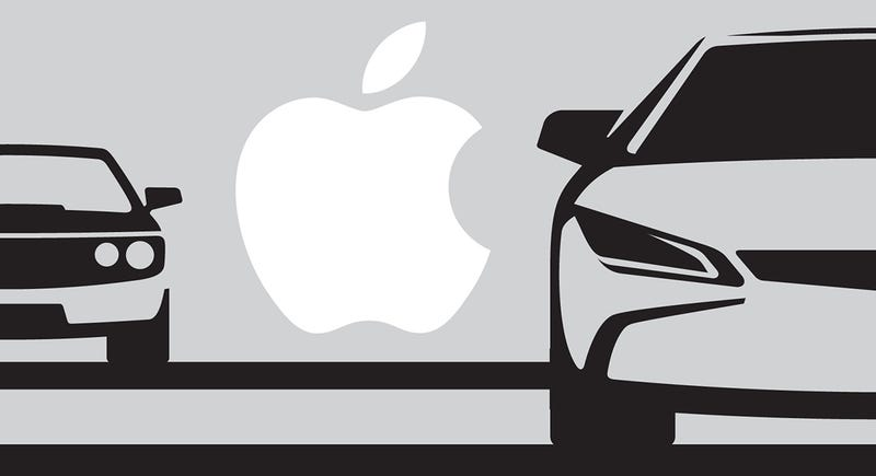 Illustration for article titled Project Titan: Apple está trabajando en su propio coche eléctrico