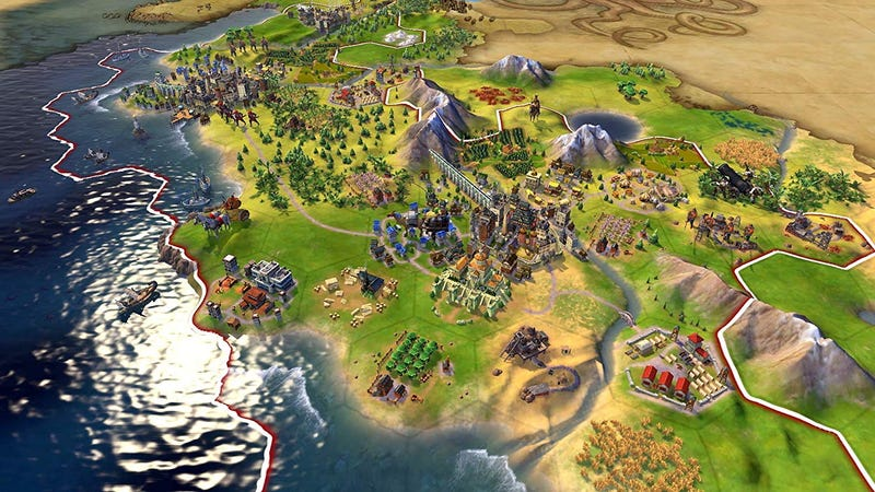 Civilization VI [Switch] | $40 | Amazon