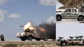 Illustration for article titled There Is Still Heavy Fighting In Libya