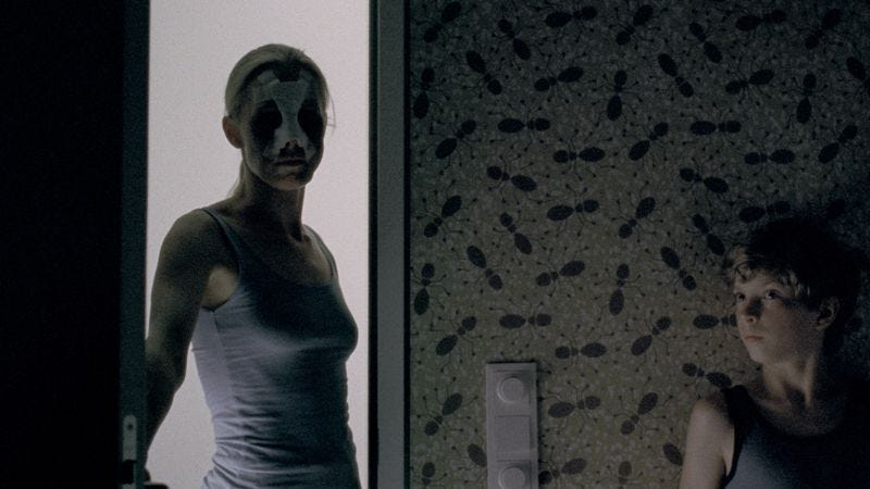 Guessing the twist won't save you from the horrors of Goodnight Mommy