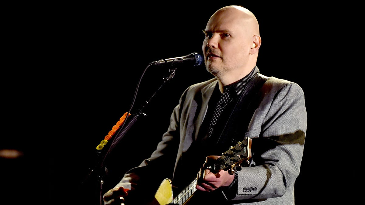 Billy Corgan is pretty sure he saw a shapeshifter once