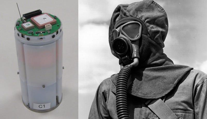 Illustration for article titled La tecnología que podría detectar armas químicas en Siria