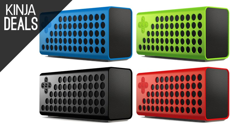 Grab A Great Bluetooth Speaker in the Color of Your Choice For $20