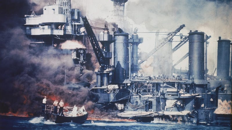 Illustration for article titled These are the world's most devastating maritime disasters