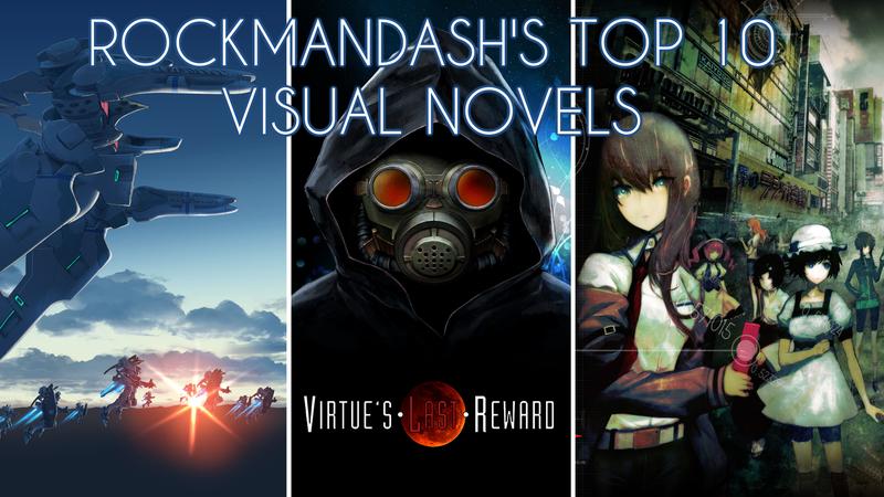 Rockmandash's Top 10 Favorite Visual Novels