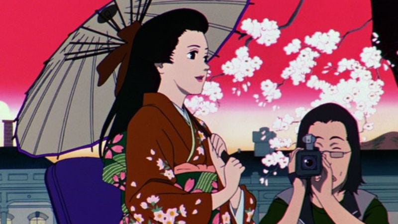 Illustration for article titled Millennium Actress