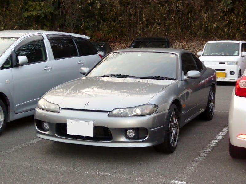 Nissan Silvia Spec-S (S15).