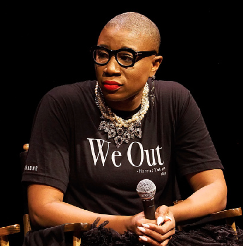 Aisha Hinds (Manny Carabel/Getty Images)