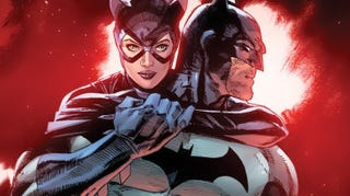 Illustration for article titled Tom King to Leave Batman...and Begin Batman/Catwoman