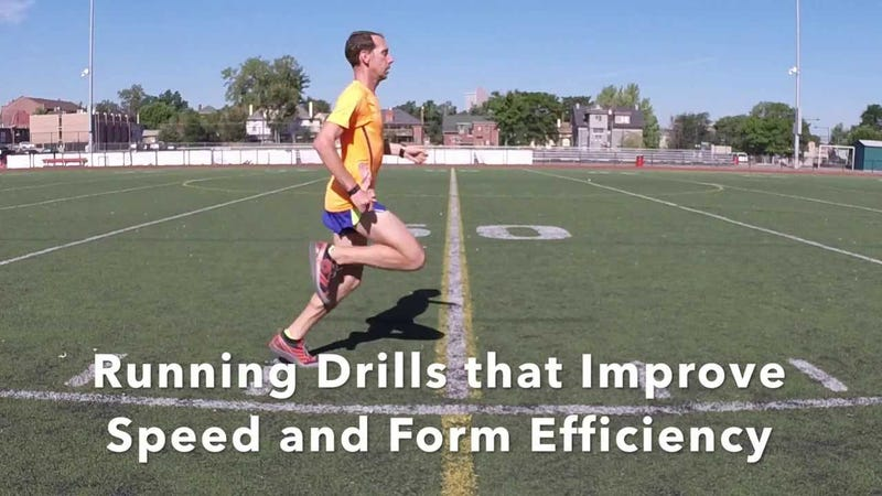Seven Running Drills to Improve Speed, Form, and Efficiency