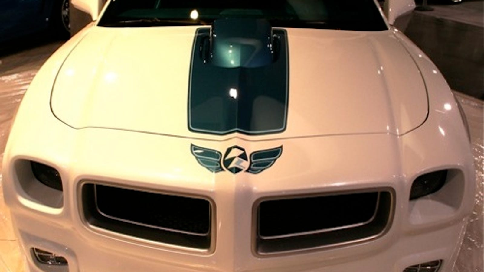 Lingenfelter Trans Am Concept: There Goes The Neighborhood