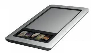 Illustration for article titled Barnes & Noble's Dual-Screen Nook: $260, Eats the Kindle's Lunch
