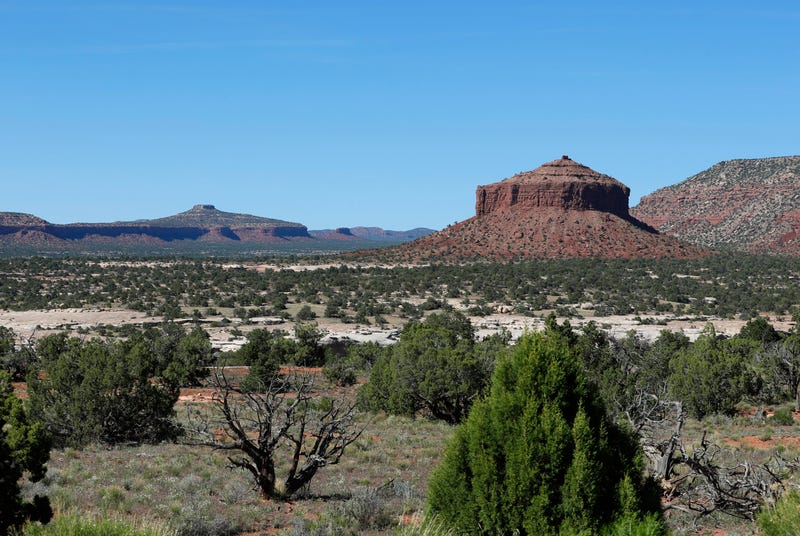Established in 1996, Bears Ears national monument in Utah is considered by Republicans to have untapped mineral resources. Source: Getty Images