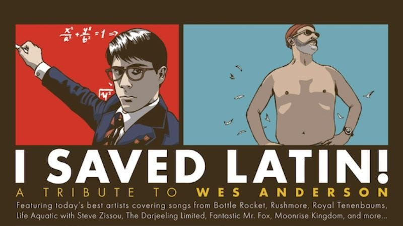 Illustration for article titled Black Francis, Telekinesis, and more contributing to a Wes Anderson tribute album
