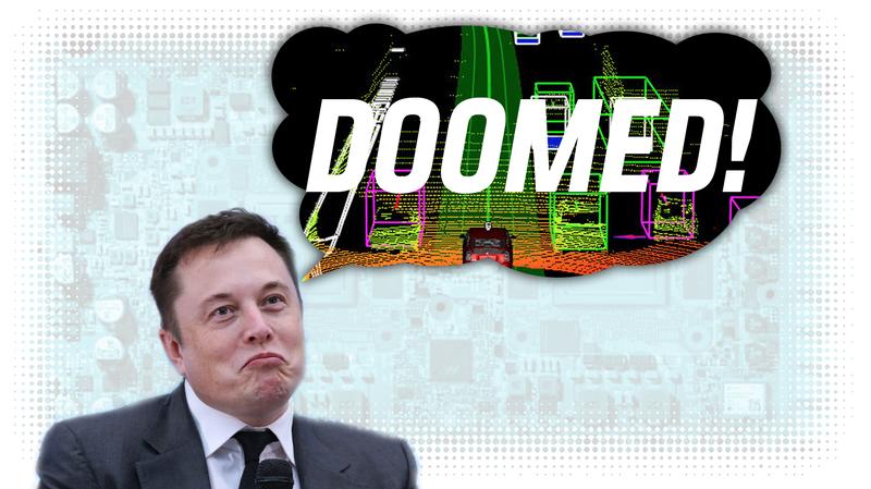 Why Elon Musk Shouldn't Dismiss Lidar
