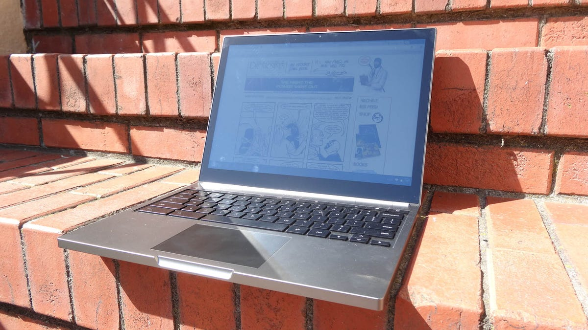 Google Chromebook Pixel Review: Awesome, Just Not $1300