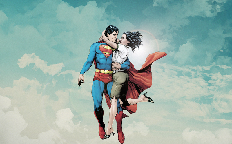 Illustration for article titled Superman and Lois Lane Probably Aren't Friends Anymore