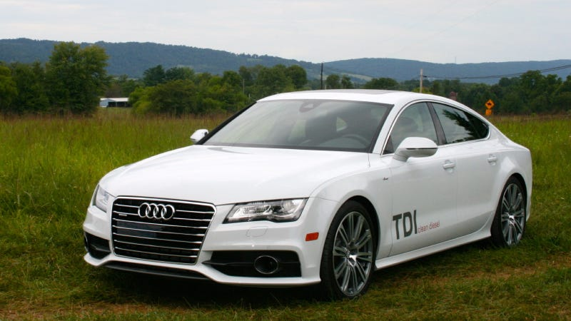 How I Annihilated The Audi TDI Challenge But Still Got Great MPG - Audi a7 mpg
