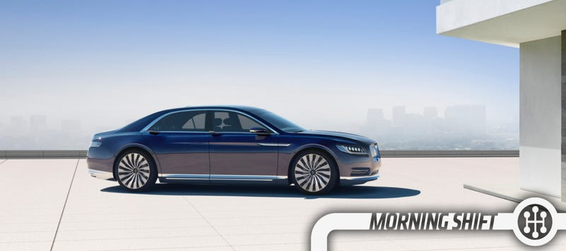 Illustration for article titled The Lincoln Continental Isn't For You, Stupid