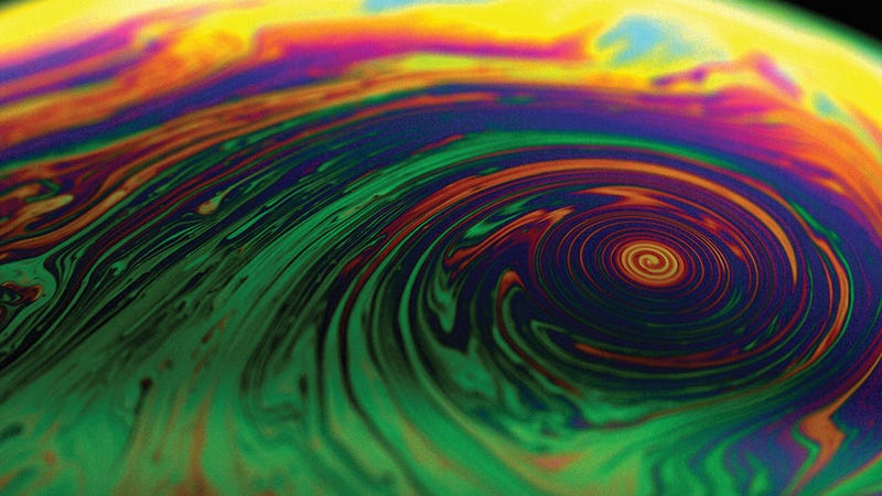 Illustration for article titled 32 Mesmerizing Photos of Vortices, From Soap Bubbles to Spiral Galaxies