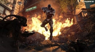 Illustration for article titled EA Says Crysis 2 Will Rack Up A High Score