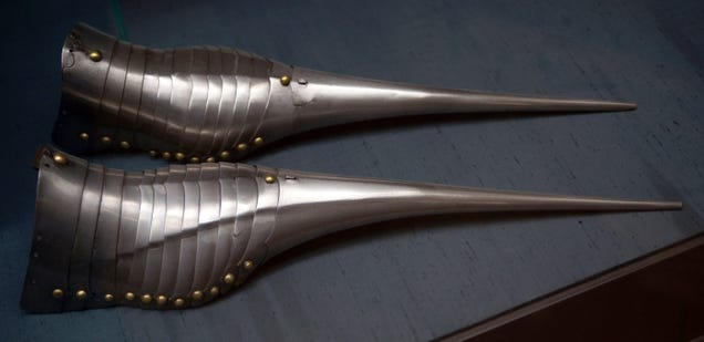Extremely Sexy Pointy Shoes Warped the Feet of Medieval Europeans