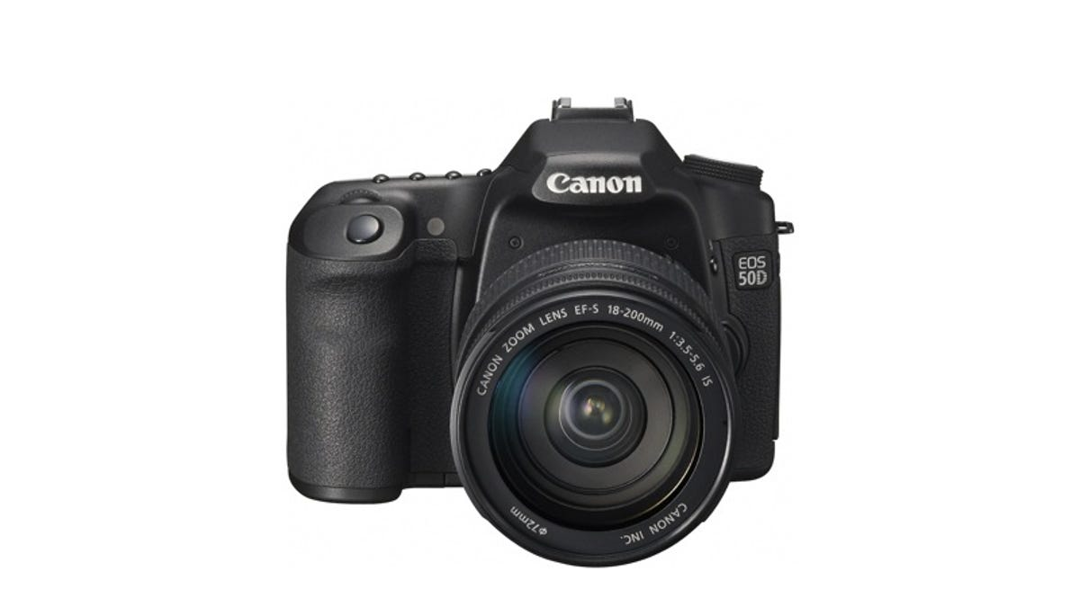 canon eos 50d user manual