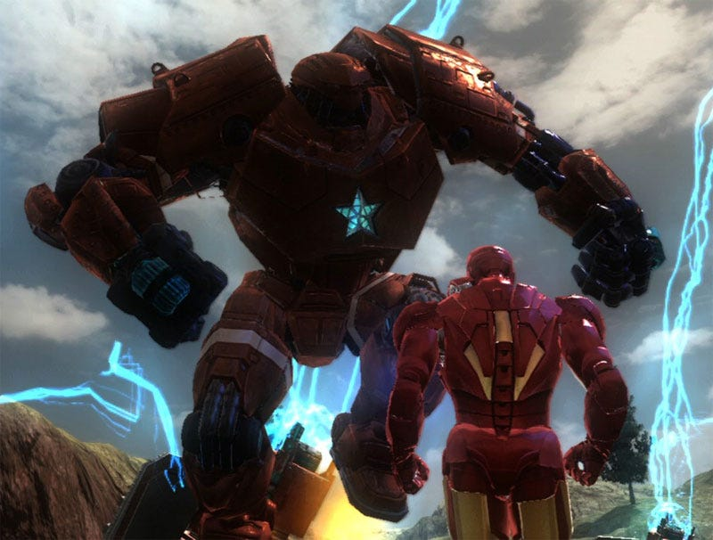 Illustration for article titled Iron Man 2 Review: A Rusted Development
