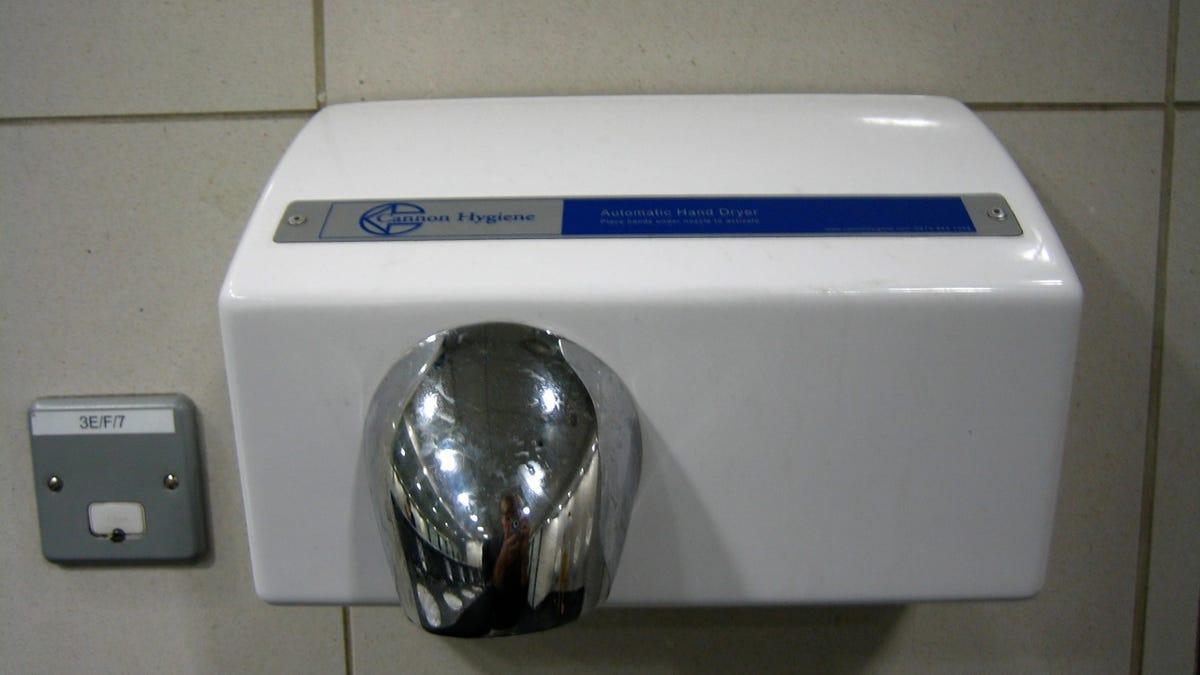 dryers slim dryer mitsubishi towel jet silver jt na hand s ecorestroom