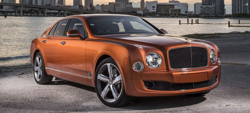 Illustration for article titled The Bentley Design Chief Who Blasted The Lincoln Continental Is Gone
