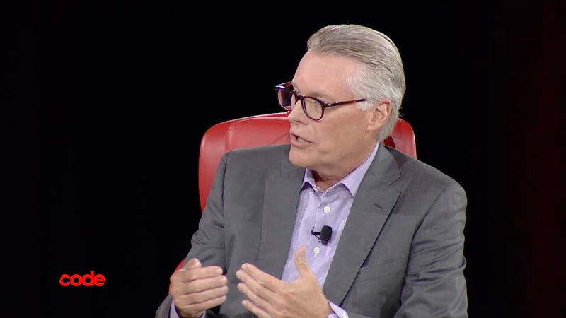 Delta CEO Ed Bastian at the Recode Conference in Arizona on June 11, 2019