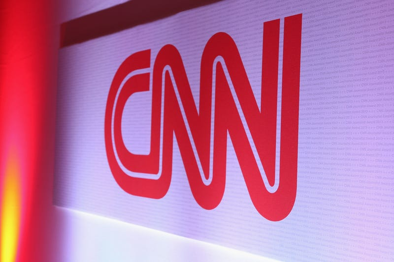 """""""While blacks make up 30 to 35 percent of CNN's mid-level managerial and staffing positions, the lawsuit said, 'they are drastically under-represented at higher pay grades and senior positions, while still being required to generally labor three times as long as Caucasians [for promotions.],'""""  the Atlanta Journal-Constitution reported. Dominik Bindl/Getty Images"""