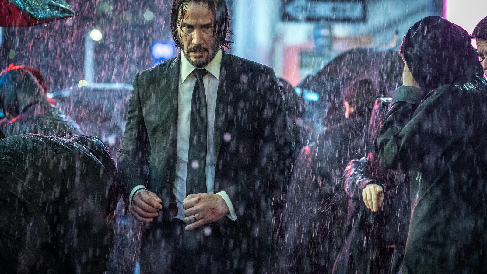 Parabellum is a less elegant but still thrilling rampage for the man, the myth, the legend: John Wick - The A.V. Club