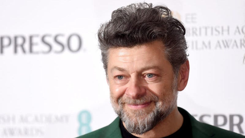 Andy Serkis attends the Nespresso British Academy Film Awards nominees party at Kensington Palace on February 9, 2019 in London, England.