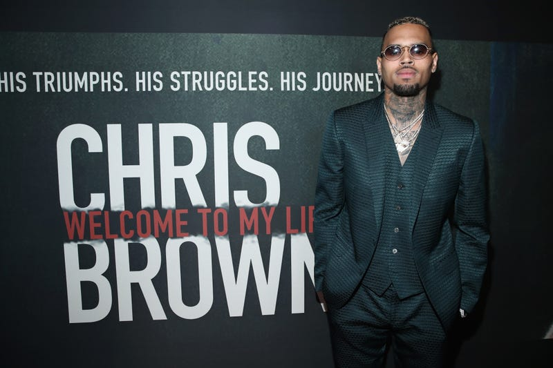Illustration for article titled Woman Says She Was Raped in Chris Brown's Home in New Lawsuit