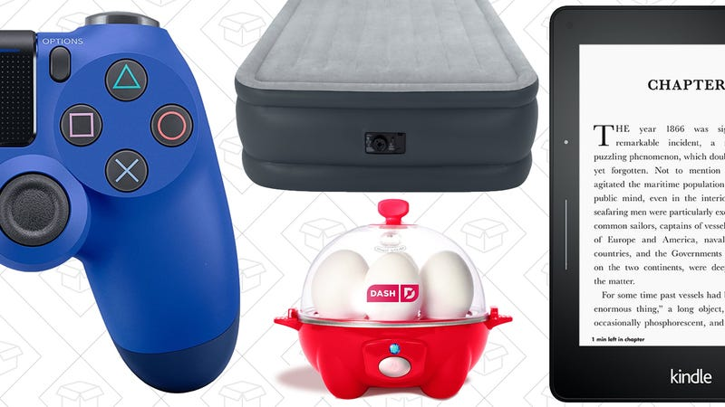 Illustration for article titled The Best Memorial Day Deals: Kindle Voyage, Egg Cooker, Air Mattress, and More