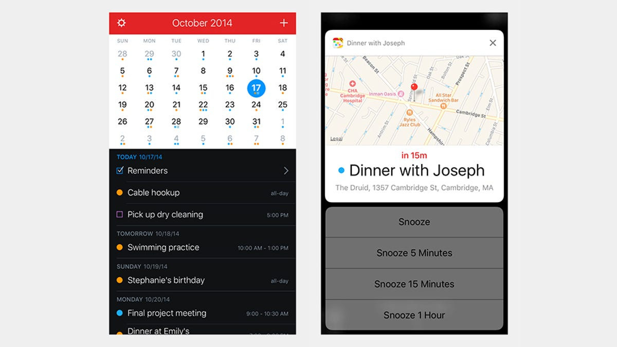 5 Calendar Apps Better Than the One on Your Phone