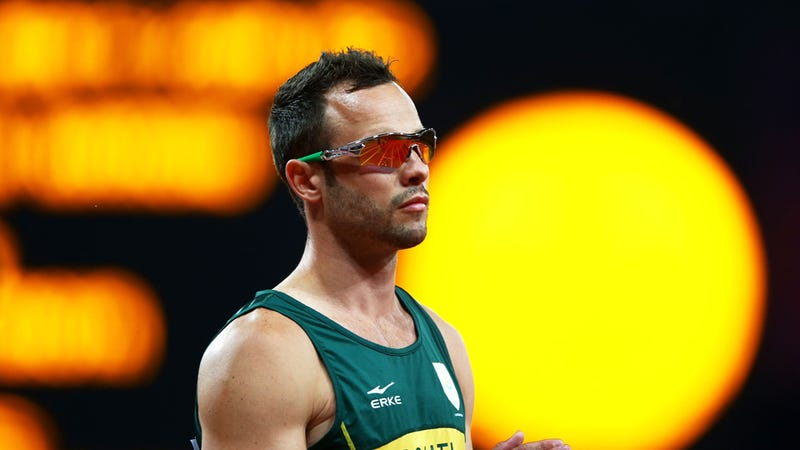 Illustration for article titled Paralympic Gold Medalist Oscar Pistorius Charged With Girlfriend's Murder