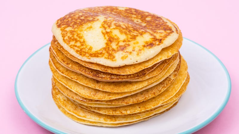 Illustration for article titled Micro-resolutions: Learning how to flip pancakes once and for all