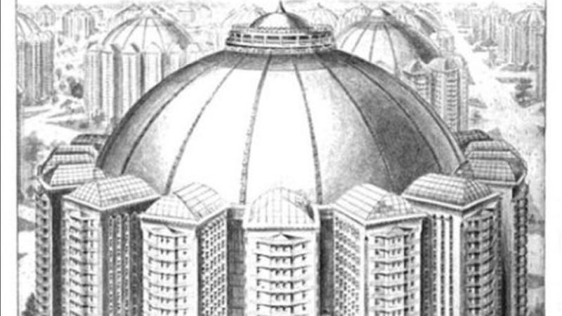Illustration for article titled An imaginary city that changed the twentieth century
