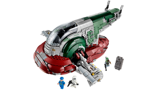 Illustration for article titled The latest Lego Star Wars set will put a Bounty on your wallet