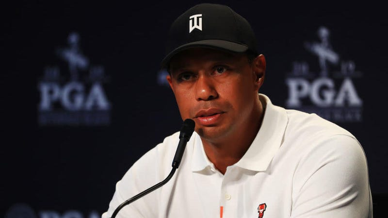 Illustration for article titled Tiger Woods sued by parents of restaurant employee in drunk-driving death